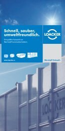 Folder-Container - Loacker Recycling GmbH