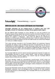 Futurelight DMH-40 und DMH-30.pdf(04.2011) - Steinigke ...