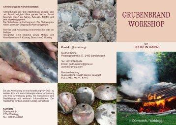Grubenbrand 2013 Folder - kerameia.com