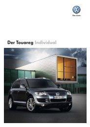 Der Touareg Individual - Tauwald Automobile