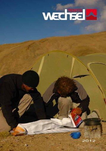 Wechel-Tents - Katalog 2012
