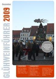Glühweinführer (PDF) - Fachschaftsrat für Mathematik und Informatik ...