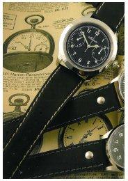 Watch Lounge 3/2009 - Mercure-Uhren