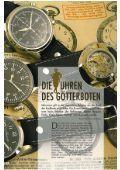 Watch Lounge 3/2009 - Mercure-Uhren - Seite 2
