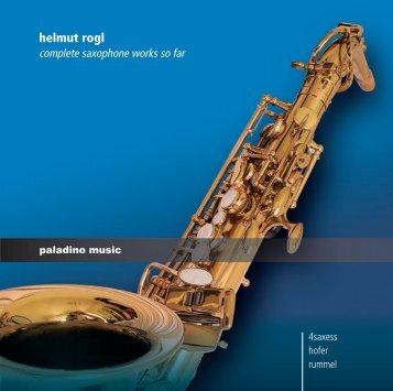 Download Booklet - paladino music