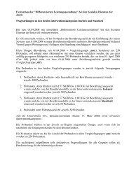 Forschungsauftrag des JM - Sozialer Dienst der ... - Fh-guestrow.de
