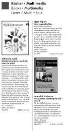 Bücher / Multimedia Books / Multimedia Livres / Multimédia