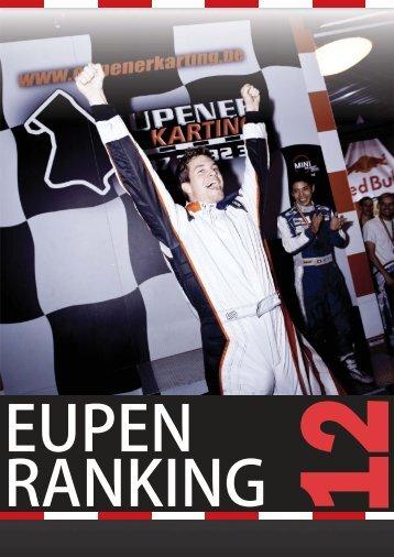 INFO KARTING RANKING.indd - Eupener Karting
