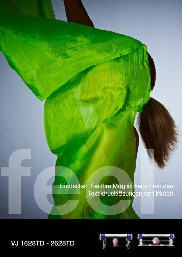 Textil Special 2012 - MUTOH Deutschland GmbH