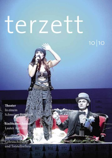 10 | 10 - Theater St. Gallen