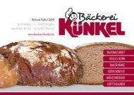 """""""Brotfibel"""" als PDF herunter. - Bäckerei Künkel GmbH"""