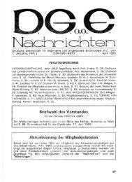 DGaaE-Nachr. 7(2)
