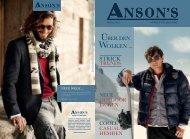 Zum Insider Journal (PDF Download) - Anson's