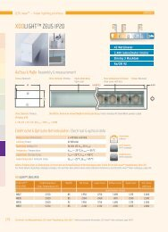 XOOLIGHT™ ZEUS IP20 - LED Linear