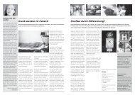 Das Bulletin 2, März 2008 - Sans-Papiers