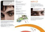 Früherkennung und optimale Versorgung von jungen ... - SciVal