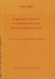 Gerhard Ott: Die Herleitung der Linienspektren des ... - Farben-Welten