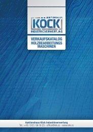 VerKAufsKAtAlog - Auktionshaus Köck