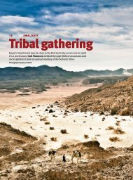 Tribal gathering - Travelscribe