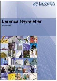 Laransa Newsletter - Deutsche Direktanlage AG