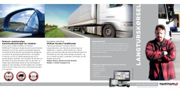 Download brochure - TomTom Business Solutions