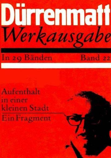 Aufenthalt In Einer Kleinen Stadt.pdf