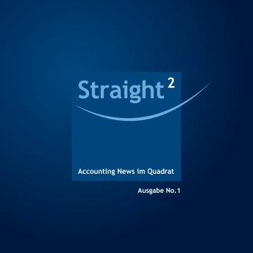 Straight² No. 1 - Administraight