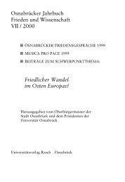 Ukraine, Belarus und Russland - repOSitorium - Universität Osnabrück