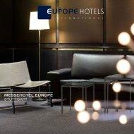 Hotelprospekt - Europe Hotels