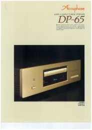 DP165 - Accuphase