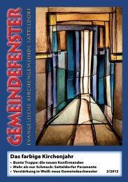 Download - Evangelische Kirchengemeinde Satteldorf