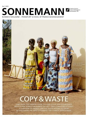COPY & WASTE - UNEP Collaborating Centre for Climate ...