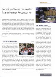 MEP - Marketing Event Praxis, Ausgabe Februar 2013