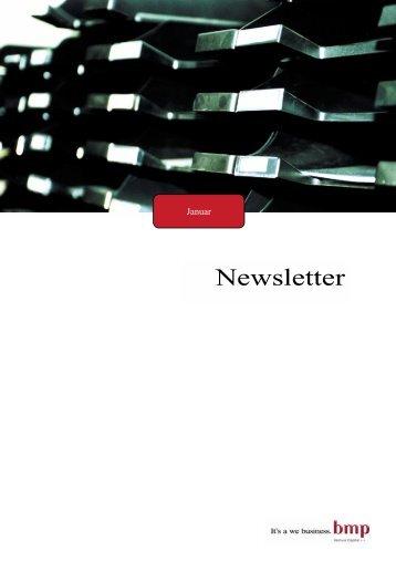 Newsletter - Bmp.com