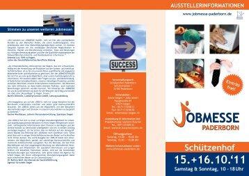 15.+16.10.'11 - Messe Siegen