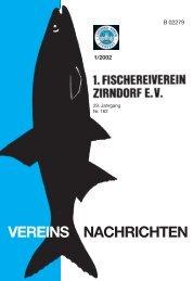 VEREINS NACHRICHTEN - 1. Fischereivereins Zirndorf