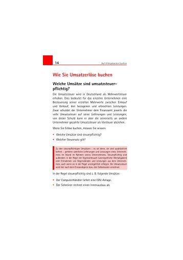 Vollständige Leseprobe als PDF - Haufe Shop - Haufe-Lexware
