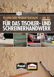 PDF-Katalog von Ponal - PROSOL Lacke + Farben GmbH