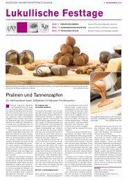 Lukullische Festtage PDF (6.0 MB) - Rhein-Main.Net