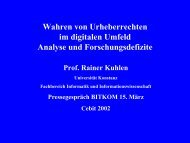 Pauschalabgaben - Prof. Dr. Rainer Kuhlen