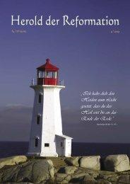 Herold 4_09.indd - Gemeinschaft der Siebenten-Tags-Adventisten