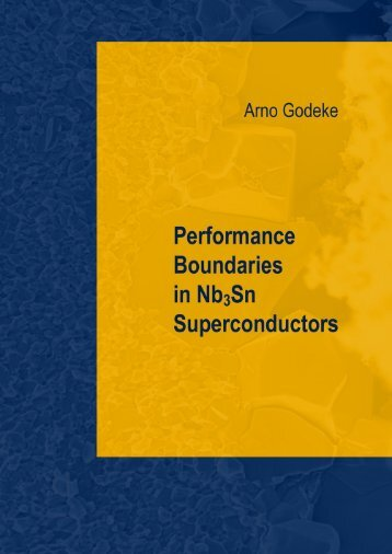 Performance Boundaries in Nb 3 Sn Superconductors (PDF)