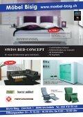Möbel Bisig www.moebel-bisig.ch SWISS BED CONCEPT - Seite 2