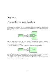 Kompilieren und Linken