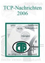 Erich Olbort & Mike Weber - TC-Plankstadt eV