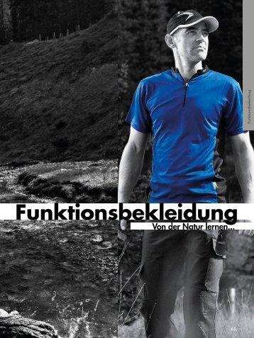 Funktionsbekleidung - Lamm Seile GmbH