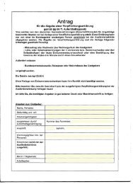 Verpflichtungserklärung - Iserlohn