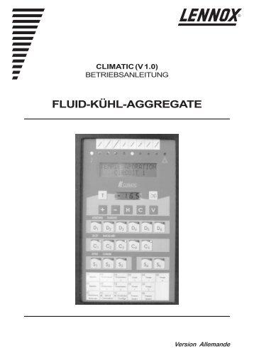technisches datenblatt umwandlungs-tabelle sonde 0/25 ... - Lennox