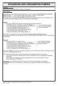 technisches datenblatt umwandlungs-tabelle sonde 0/25 ... - Lennox - Page 5