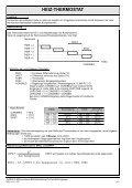 technisches datenblatt umwandlungs-tabelle sonde 0/25 ... - Lennox - Page 7